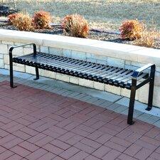 Aspen Steel Park Bench