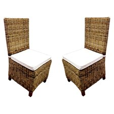 Dining Side Chair with Cusion (Set of 2)