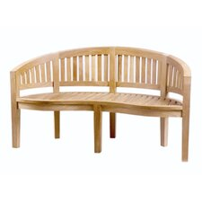 2017 Sale Island Teak Wood Garden Bench