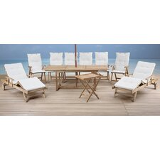 Riviera 10 Piece Dining Set