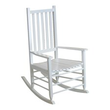 Savings Alexander Middle Sized Adult Rocking Chair