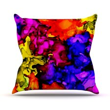 Chica Outdoor Throw Pillow