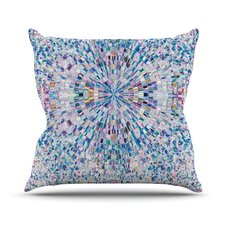 Looking Outdoor Throw Pillow
