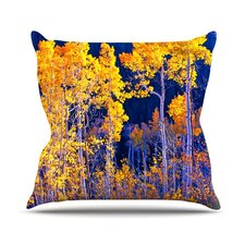 Today Sale Only Trees Outdoor Throw Pillow