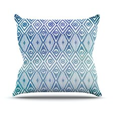 Tribal Empire Outdoor Throw Pillow