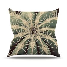 Cactus Plant Outdoor Throw Pillow