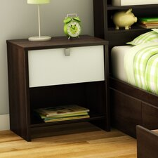 Cookie 1 Drawer Nightstand