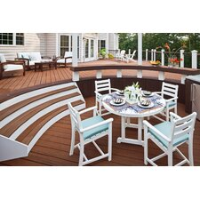 Monterey Bay 5 Piece Dining Set