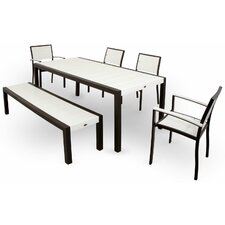 Surf City 6 Piece Dining Set