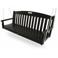 Spacial Price Yacht Club Porch Swing