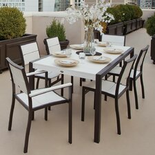 Surf City 7 Piece Dining Set
