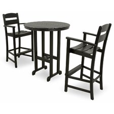 Classics 3 Piece Bar Set