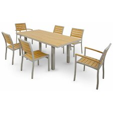 Loft 7 Piece Dining Set