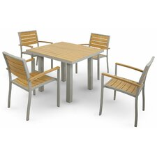 Loft 5 Piece Dining Set