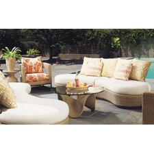 Aviano 5 Piece Deep Seating Group with Cushions