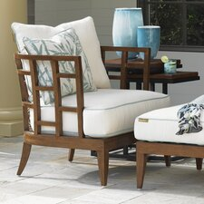 Ocean Club Resort Lounge Chair with Cushion
