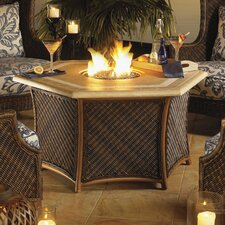 Island Estate Lanai Gas Fire Pit