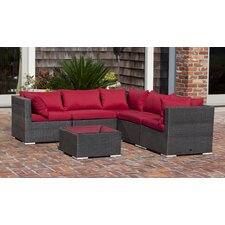 Sino Wicker Sofa Set