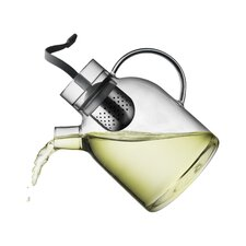Norm 2 qt. Glass Tea Kettle