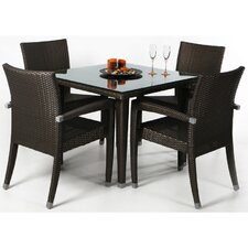 Today Sale Only 5 Piece Dining Set