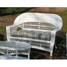 Today Only Sale Madison Outdoor Wicker Loveseat