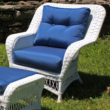 Princeton Outdoor Chair with Cushion