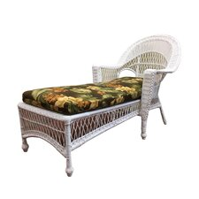 Savings Madison Chaise Lounge with Cushion