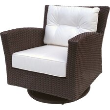 Sonoma Swivel Rocking Chair with Cushions