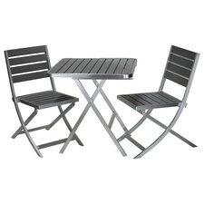 Maxwell 3 Piece Bistro Set