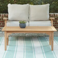 Read Reviews Summerton Teak Coffee Table