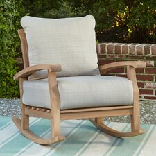 Summerton Teak Rocking Chair