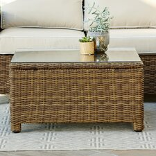 Herry Up Lawson Wicker Square Coffee Table
