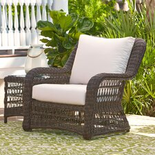 Rosemead Wicker Chair with Sunbrella? Cushions