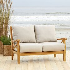 Brunswick Loveseat with Cushions