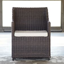 Montclair Wicker Arm Chair