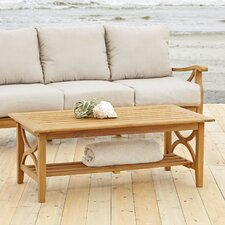 Coupon Brunswick Teak Coffee Table