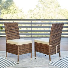 Brookhaven Wicker Side Chair