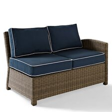 Lawson Right Corner Loveseat with Cushions