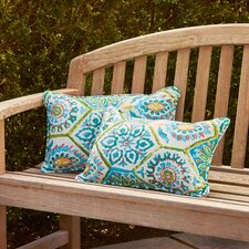 Alina Rectangle Outdoor Pillow (Set of 2)