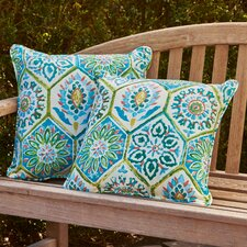 Herry Up Alina Outdoor Pillow (Set of 2)