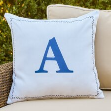 Initials Pillow