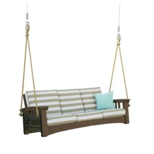 Days End Sofa Rope Porch Swing (Set of 5)