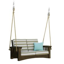 Days End Lounge Rope Porch Swing (Set of 5)
