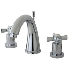 bathroom facuets millennium double handle widespread bathroom faucet