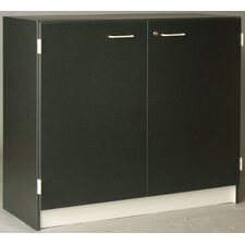 Music Band/Orchestra Folio Storage with Doors