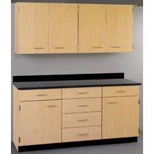 Suites Classroom Cabinet with Doors