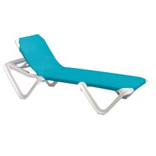 Nautical Chaise Lounge (Set of 2)