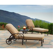 Top Reviews Loreto 3 Piece Lounge Seating Group