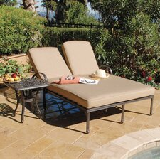 Discount Maravilla Double Chaise Lounge with Cushions