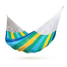 MEXICANA Mayan Net Cotton Tree Hammock